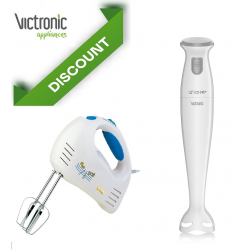 Pachet promo: pasator electric, 150W, Victronic VC3613 si...
